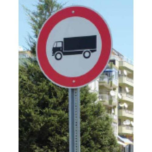 Trafik İşaret Levha ve Direkleri